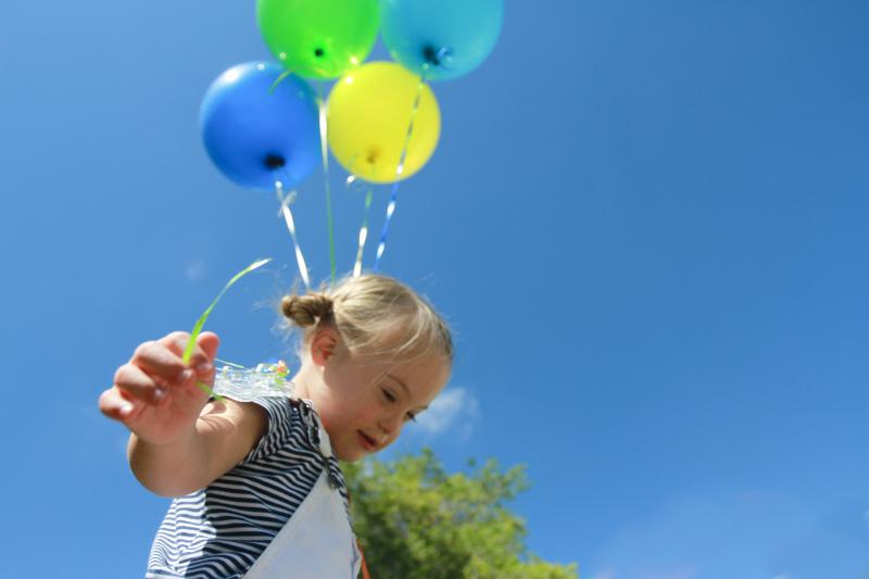 Saving the Balloons