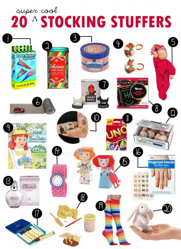 Fake E6059 Dd66a Good Stocking Stuffer Ideas Holiday Gift Guide For Kids Enjoying The Small