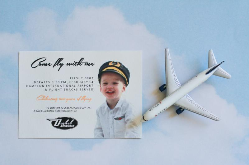 Airplane themed birthday party invitations choice image invitation airplane themed birthday party invitations best birthday cake 2018 airplane birthday invitations themed party filmwisefo filmwisefo