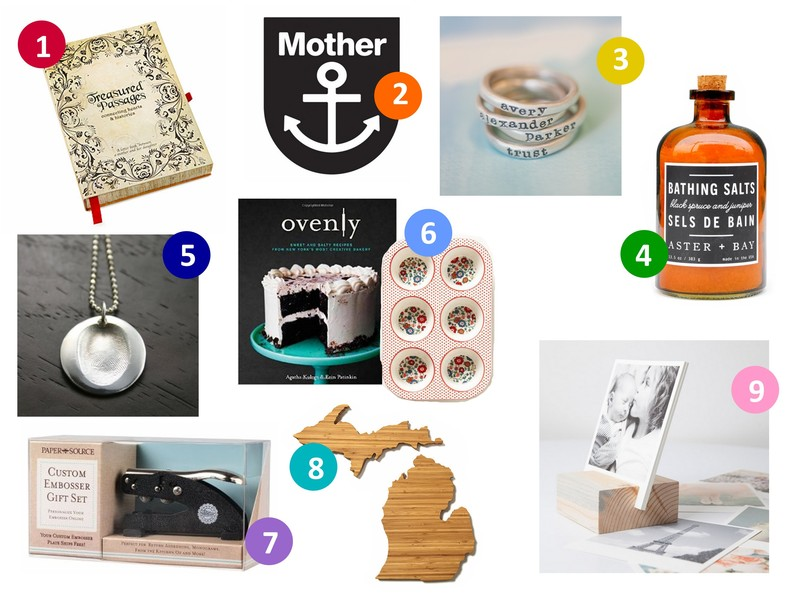 Friday faves mother 39 s day gifts enjoying the small things for Small gifts for mom