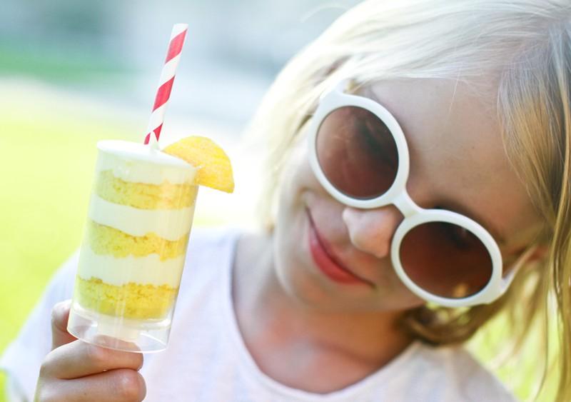 Got Lemons? Make Lemonade Push Pops.