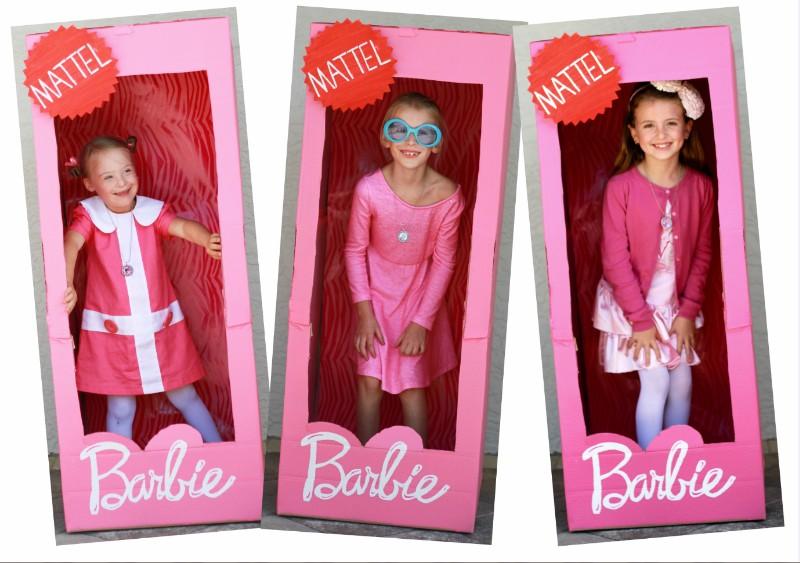 A Barbie Party
