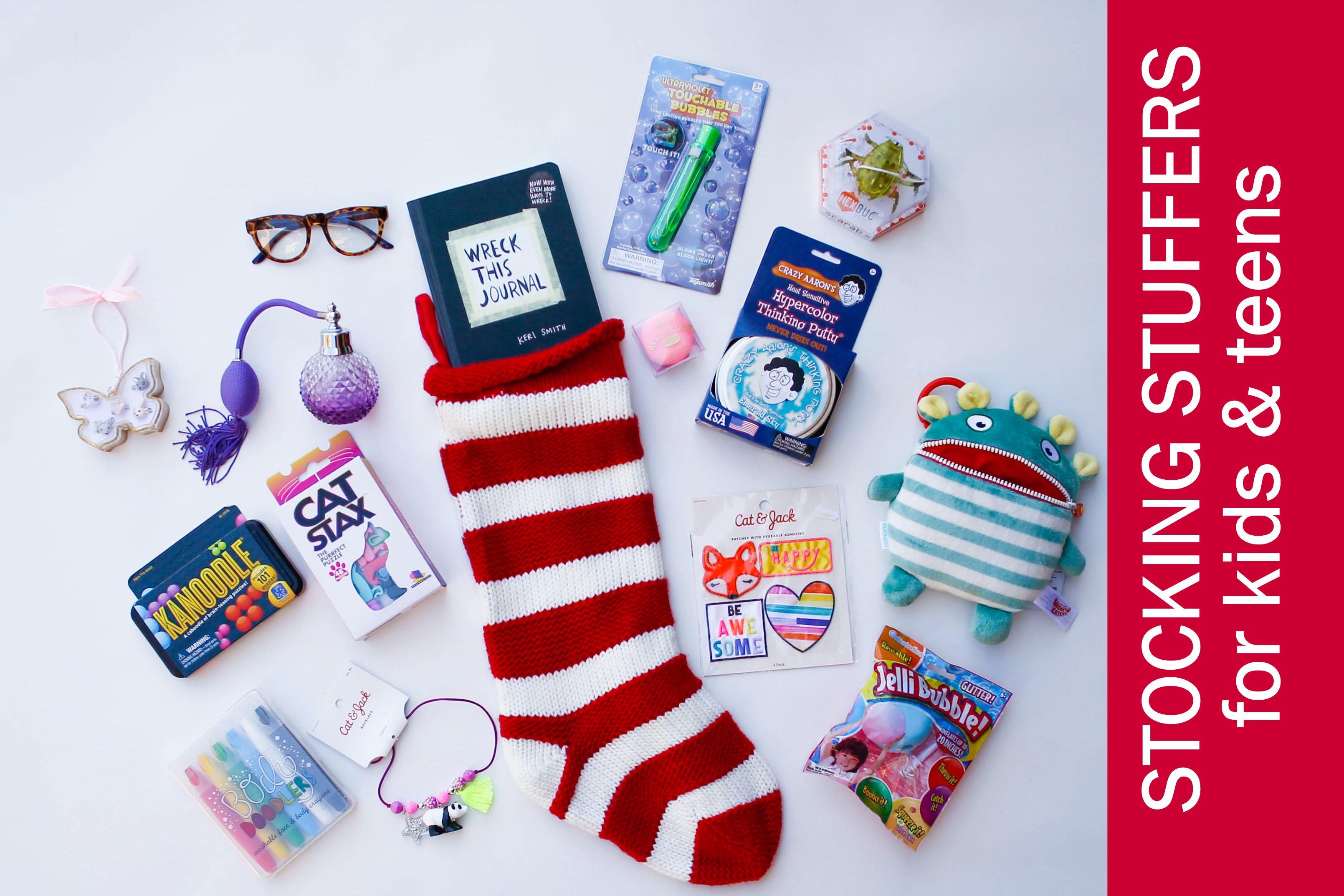 49 stocking stuffer gifts for kids and teens enjoying the small things
