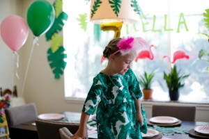 Nella Turns 7: A Sunshine State Party