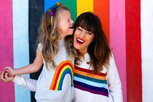 The Rainbow Trend: 30 Rainbow Favorites for Moms & Kids