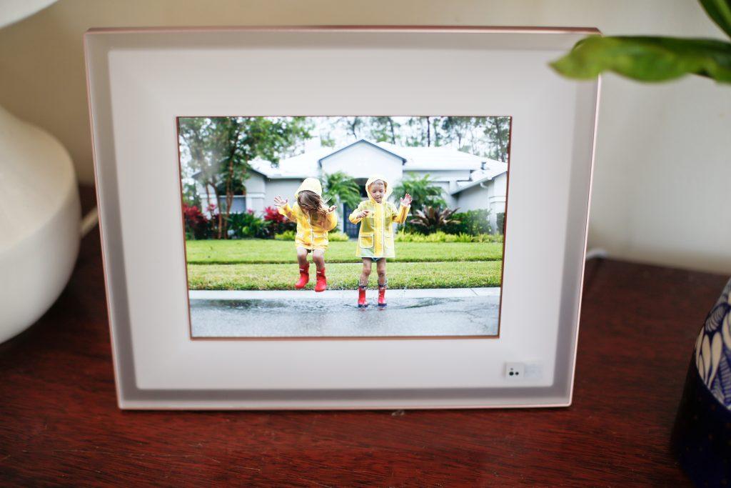 Not Your Grandma\'s Digital Frame - Enjoying the Small Things