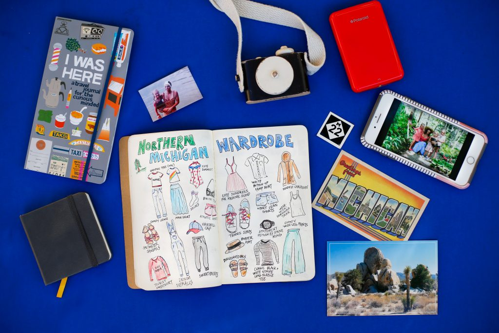 Everything You Need to Start a Travel Journal
