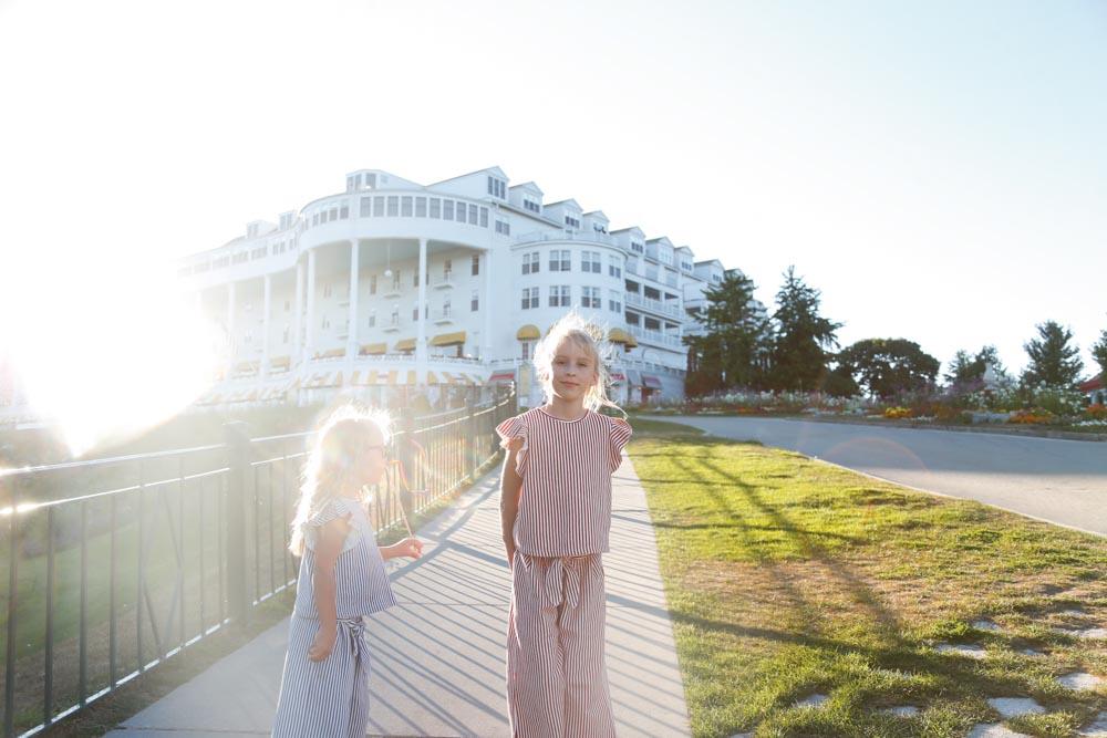 The Summer Magic of Mackinac Island