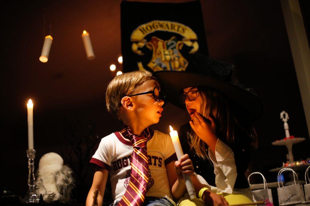 Harry Potter Movie Night Tradition