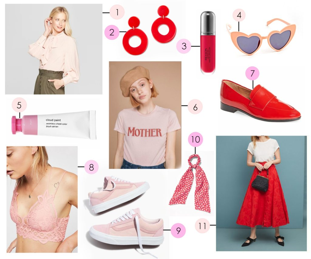 My Favorite Valentine Inspired Looks - Enjoying the Small Things 7df27285b