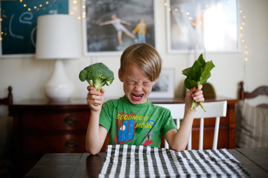 Stealthy Vegetable Disguises for Kids