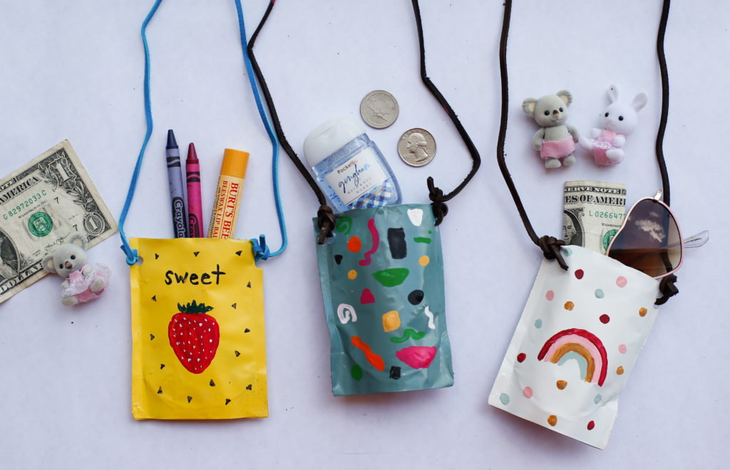 D.I.Y. Crossbody Bags for Kids