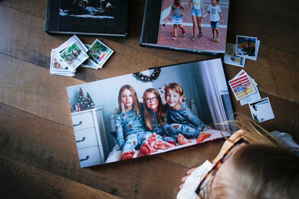 Our Annual Family Album: Tips for Turning Your Photos into an Album