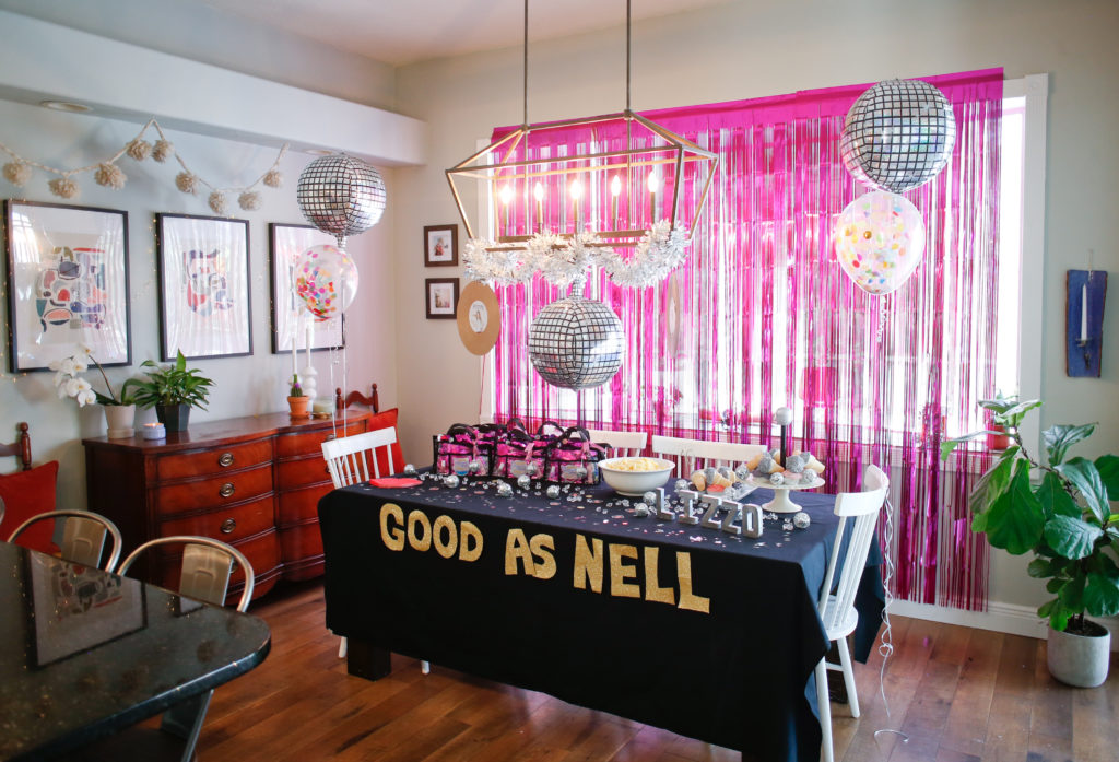Good as Nell: A Lizzo Party for Nella