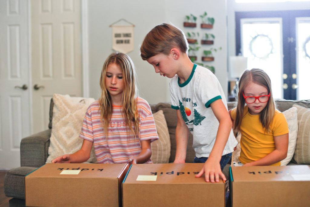 Subscription Box Clothing for Kids