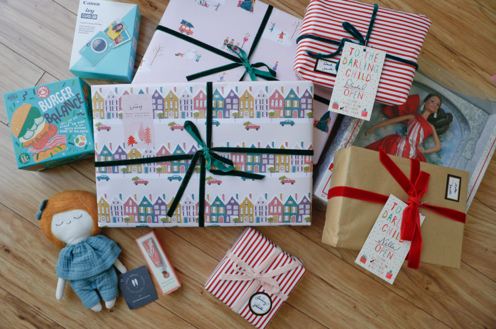 Kid Gift Guide (from Lainey, Nella & Dash)