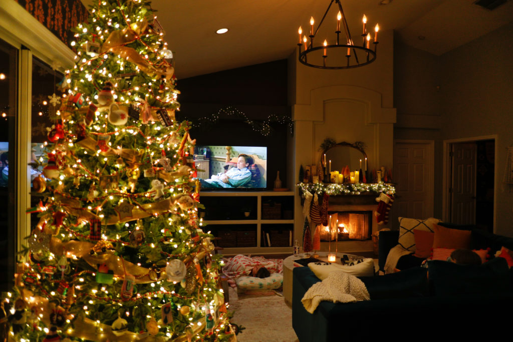 Our Top Ten Christmas Movies and Connection through the Holidays