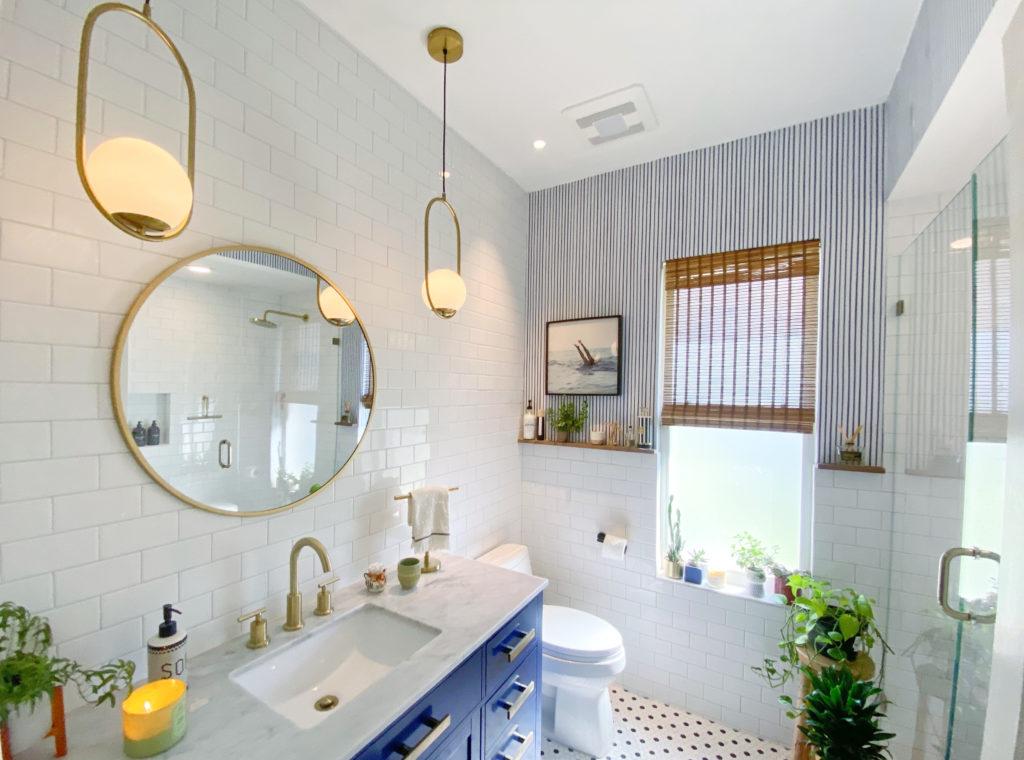 Pandemic Bathroom Makeover