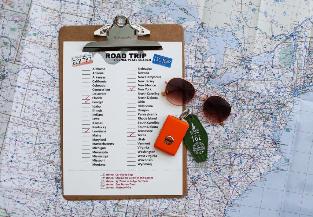 Road Trip Hacks for Family